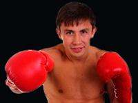 Gennady Golvkin WBA Champion