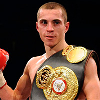 Scott Quigg WBA Champion