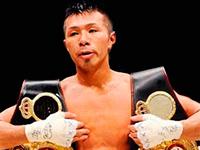 Takashi Uchiyama WBA Champion