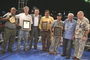 Galería de fotos del evento KO a las Drogas 2007 en Managua, Nicaragua