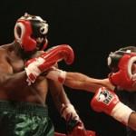 WBA Gilberto J. Mendoza y Evander Holyfield