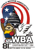 WBA 81st Annual Convention Washington 2002