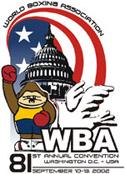 WBA 81st Annual Convention Washington D.C. 2002