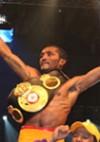 "Anselmo ""Chemito"" Moreno WBA Champion - Honorable Mention"