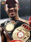 Celestino Caballero WBA Featherweight Champion