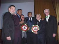 16th Annual Awards Dinner Philadelphia 2001