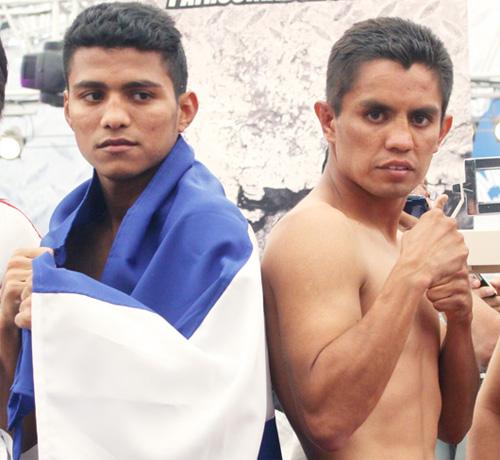 Manuel Gonzalez boxer