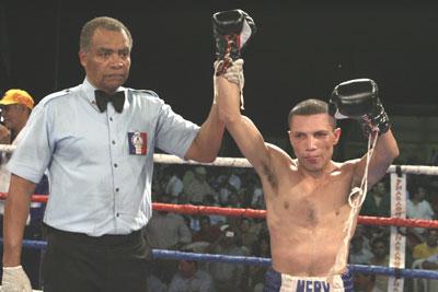 Nerys Espinoza, nuevo campeón Fedelatin