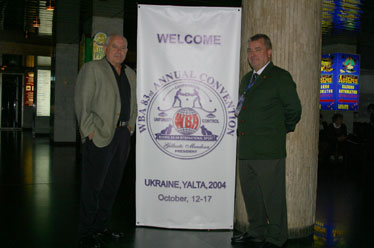 WBA 83rd Annual Convention Yalta - Ukraine 2004