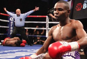 Rigondeaux KO Ramos to win WBA 122 lb belt