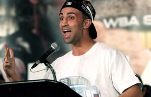 Malignaggi and Senchenko signed the contracts, the fight for the Welterweight title will take place in Donetsk