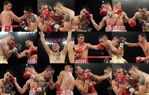 Galería Brandon Ríos - WBA Champion