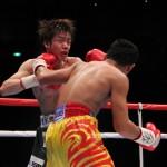 Tepparith vs Shimizu - WBA