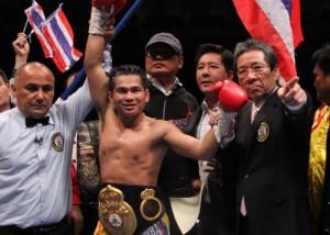 Tepparith Kokietgym WBA Champion
