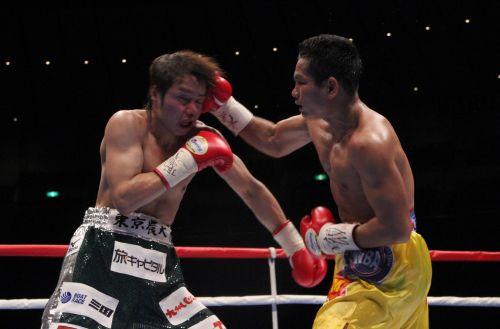 El talilandés Tepparith Kokietgym escogido boxeador del mes
