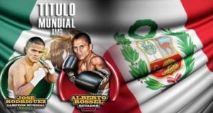 Rossel vs Rodríguez - AMB