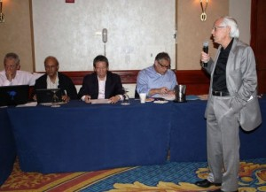 WBA Directorate meeting took off in Miami