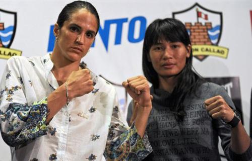 El sábado se enfrenta a la tailandesa Sriphrae Nongkipahuyuth en Perú