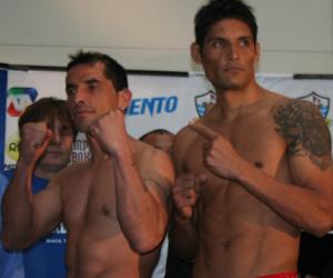 Mauricio Reynoso gana por KO en el primero