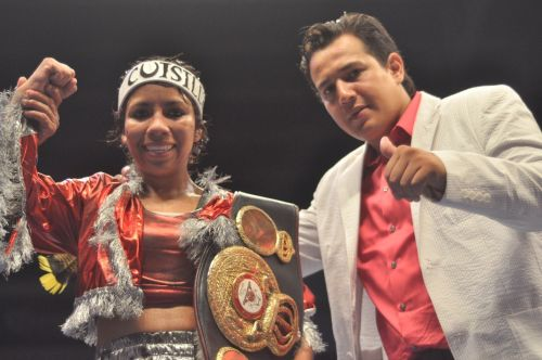 Jesus Silvestre retains interim belt in Mexico