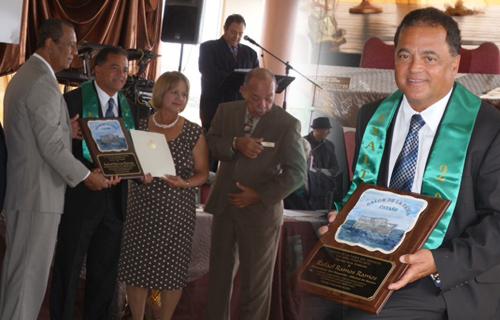 Rafael Ramos fue exaltado al Salón de la Fama de Puerto Rico