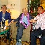 WBA President already in Jakarta for the 91st Annual Convention