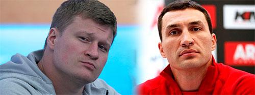 Klitschko vs Povetkin negotiations begin