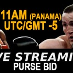 LIVE STREAMING- Purse Bid Jones vs Levedev - WBA World Cruiserweight Title
