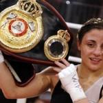 Susi Kentikian new interim champion