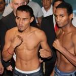 FLASH- Vasquez and Apolinario draw again