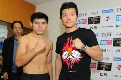 Kameda Brothers Both Win By KO