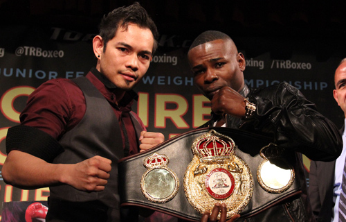 Photos 2 / Rigondeaux - Donaire Press Conference at B.B.King Live in New York‏