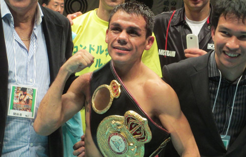 WBA congratulates Juan Carlos Reveco for his perseverance and dedication