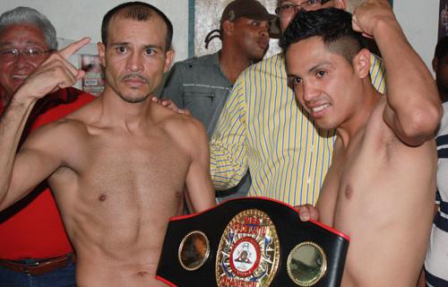 2 Títulos Fedelatín AMB se disputarán mañana en Colón / Hoy fue el pesaje oficial