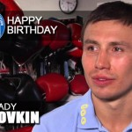 Congratulations to our world champion Gennady Golovkin