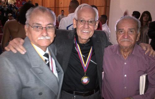 Eleazar Castillo and Juan Medina, exemplary trainers