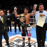 Kameda keeps belt for sixth time