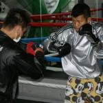 Koki Kameda for his sixth defense of the bantamweight title