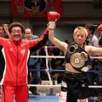 Naoko Yamaguchi sigue como campeona