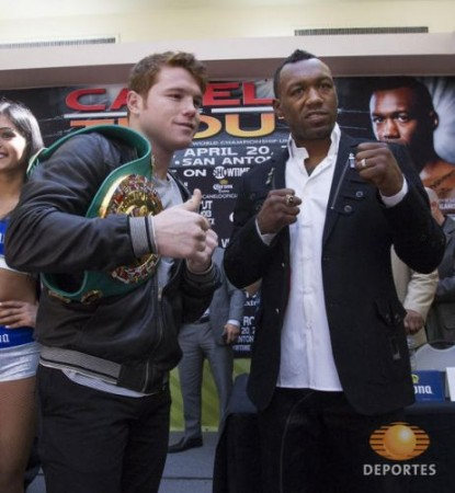 Who is Austin Trout?