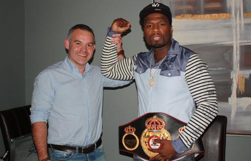 50 Cent se presenta en la AMB