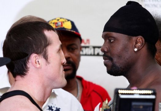 Denis Lebedev – Guillermo Jones