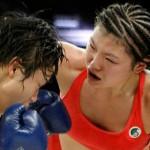 HyunMi Choi retiene por decision unanime
