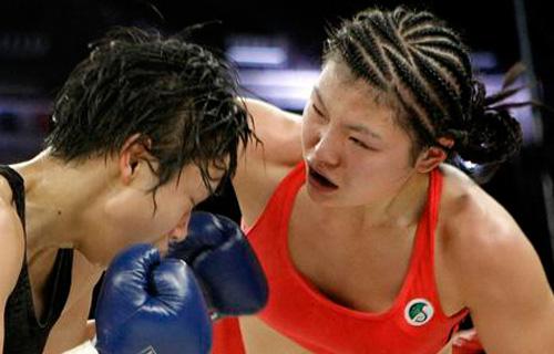 HyunMi Choi retiene por decisión unánime