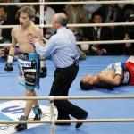 Ioka retains WBA 108lb belt