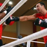 Klitschko vs. Pianeta open workout