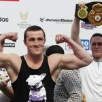 Denis Lebedev v Guillermo Jones - Weigh-In