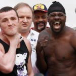 Lebedev-Jones Weigh-in