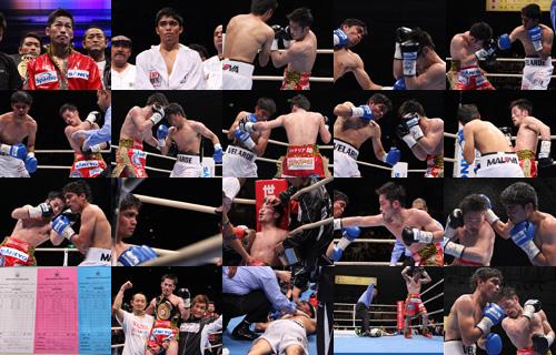 PHOTO GALLERY: Miyazaki vs Velarde & WBA Masterscore by Sumio Yamada