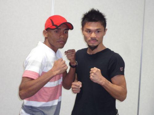 Uchiyama, Kono to defend against venezuelans